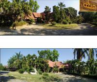 ที่ดินพร้อมสิ่งปลูกสร้างหลุดจำนอง ธ.ธนาคารกรุงไทย กาญจนบุรี ไทรโยค บ้องตี้