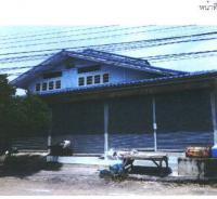 บ้านเดี่ยวหลุดจำนอง ธ.ธนาคารกรุงไทย กาญจนบุรี ห้วยกระเจา วังไผ่