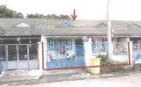 ทาวน์เฮ้าส์หลุดจำนอง ธ.ธนาคารอาคารสงเคราะห์ กาญจนบุรี ท่ามะกา พระแท่น