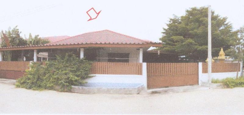 บ้านเดี่ยวหลุดจำนอง ธ.ธนาคารอาคารสงเคราะห์ กาญจนบุรี พนมทวน หนองโรง