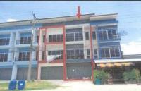 อาคารพาณิชย์หลุดจำนอง ธ.ธนาคารอาคารสงเคราะห์ กาญจนบุรี ท่าม่วง วังศาลา