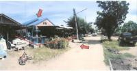 บ้านเดี่ยวหลุดจำนอง ธ.ธนาคารอาคารสงเคราะห์ กาญจนบุรี ท่ามะกา ตะคร้ำเอน