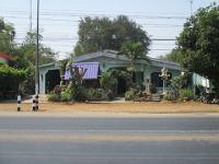 บ้านเดี่ยวหลุดจำนอง ธ.ธนาคารกรุงศรีอยุธยา จังหวัดกาญจนบุรี บ่อพลอย หลุมรัง