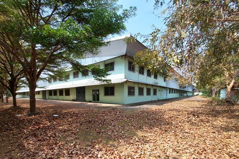 โรงงานหลุดจำนอง ธ.ธนาคารทหารไทยธนชาต กาญจนบุรี ท่ามะกา หวายเหนียว